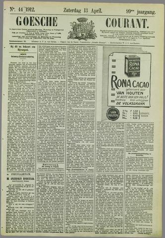 Goessche Courant 1912-04-13