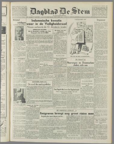 de Stem 1949-03-05