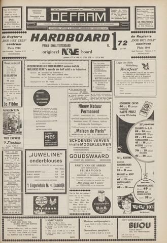 de Faam en de Faam/de Vlissinger 1961-12-08