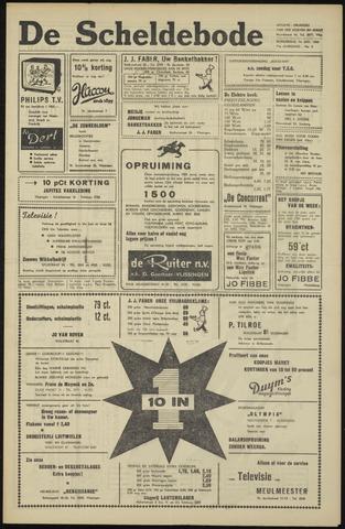 Scheldebode 1960-01-14