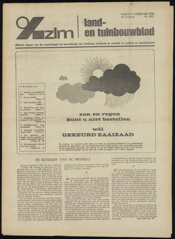 Zeeuwsch landbouwblad ... ZLM land- en tuinbouwblad 1970-02-04