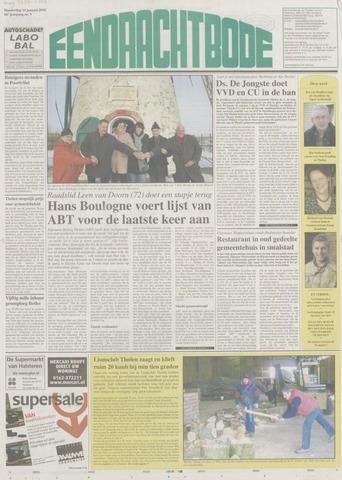 Eendrachtbode (1945-heden)/Mededeelingenblad voor het eiland Tholen (1944/45) 2010-01-14