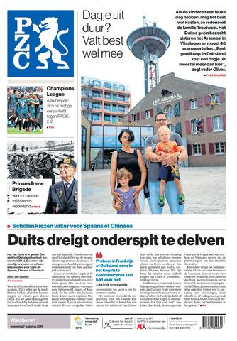 Provinciale Zeeuwse Courant 2019-08-07