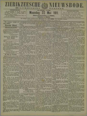 Zierikzeesche Nieuwsbode 1911-05-22