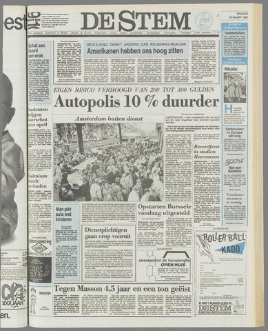 de Stem 1987-03-20