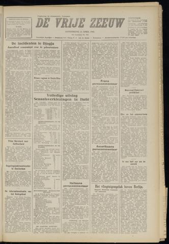 de Vrije Zeeuw 1948-04-22