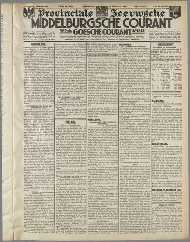 Middelburgsche Courant 1937-08-12