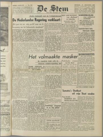 de Stem 1947-08-12