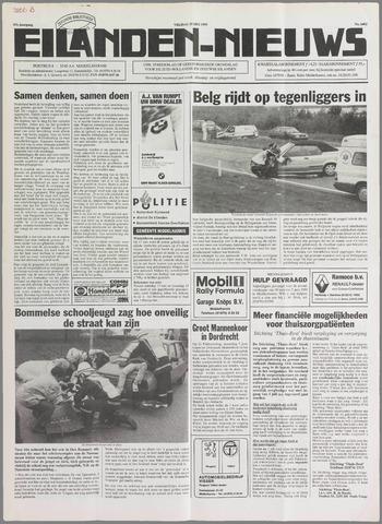 Eilanden-nieuws. Christelijk streekblad op gereformeerde grondslag 1995-05-19
