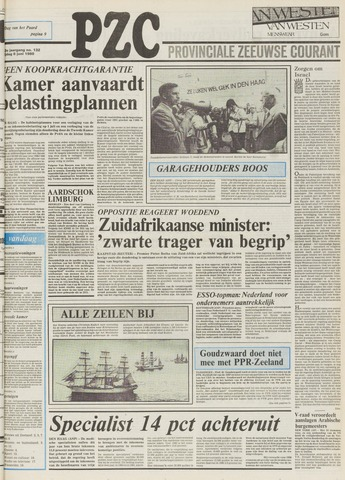 Provinciale Zeeuwse Courant 1980-06-06