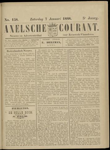 Axelsche Courant 1888-01-07