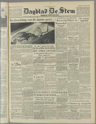 de Stem 1951-02-20