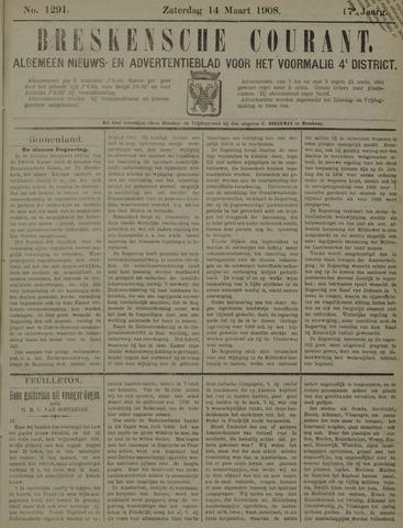 Breskensche Courant 1908-03-14