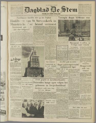 de Stem 1955-09-10