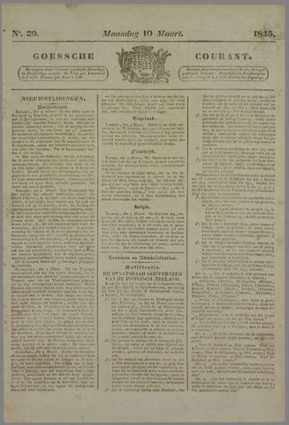 Goessche Courant 1845-03-10