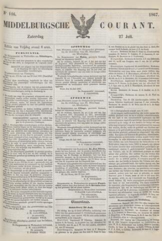 Middelburgsche Courant 1867-07-27