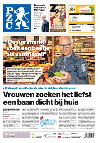 Provinciale Zeeuwse Courant 2019-07-16
