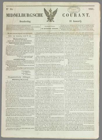 Middelburgsche Courant 1861-01-31