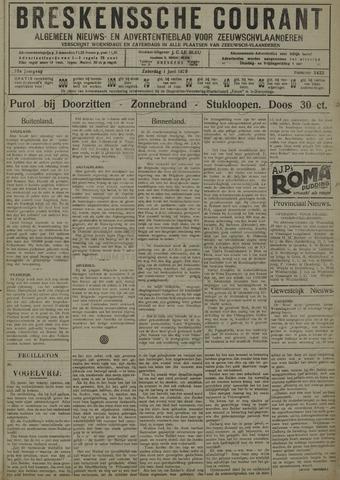 Breskensche Courant 1929-06-01