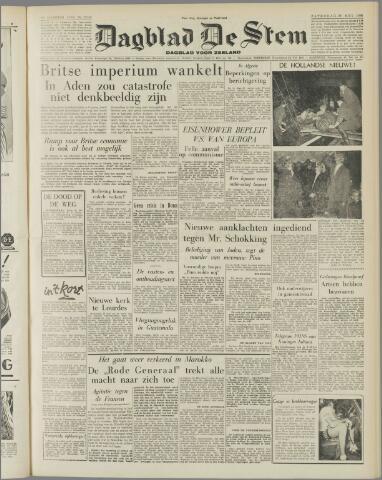 de Stem 1956-05-26