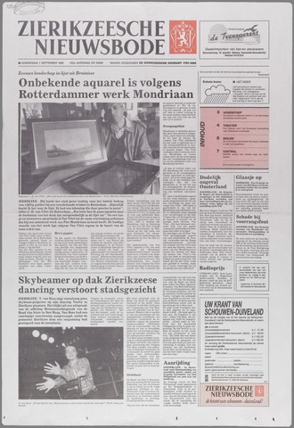 Zierikzeesche Nieuwsbode 1995-09-07