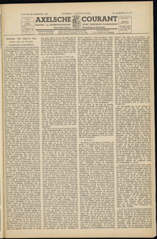 Axelsche Courant 1949-08-27
