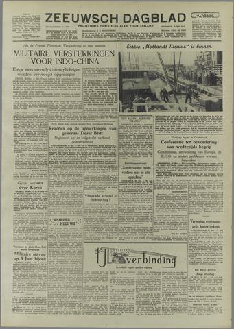 Zeeuwsch Dagblad 1954-05-29