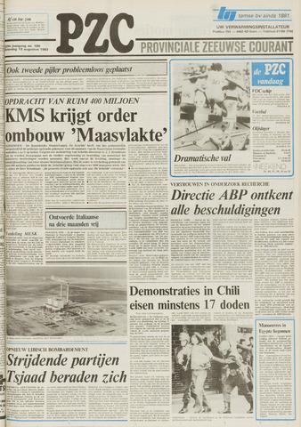 Provinciale Zeeuwse Courant 1983-08-13