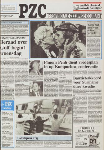 Provinciale Zeeuwse Courant 1988-07-26