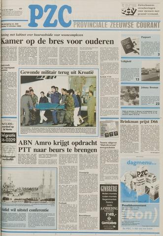 Provinciale Zeeuwse Courant 1993-10-12
