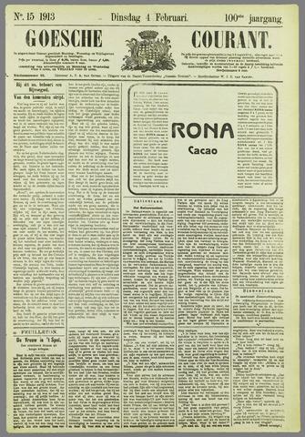 Goessche Courant 1913-02-04