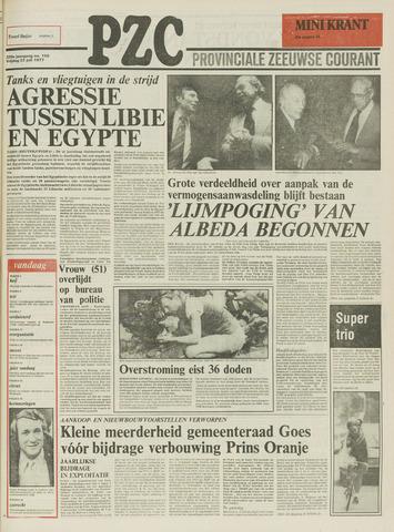 Provinciale Zeeuwse Courant 1977-07-22
