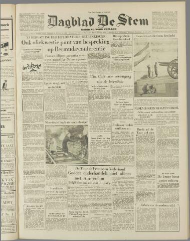de Stem 1953-12-05