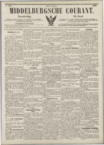 Middelburgsche Courant 1901-06-20