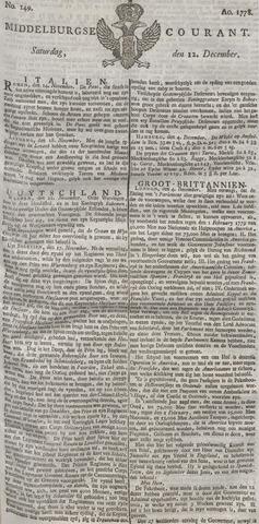 Middelburgsche Courant 1778-12-12