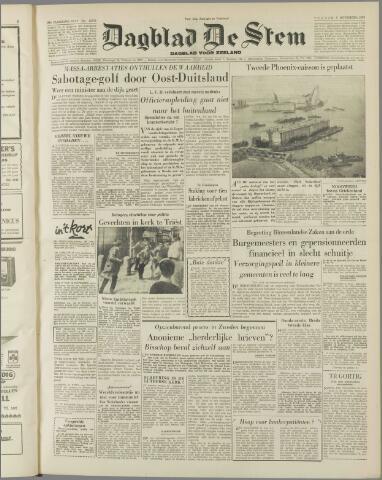 de Stem 1953-11-06