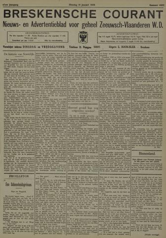 Breskensche Courant 1938-01-18
