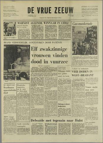 de Vrije Zeeuw 1970-10-26