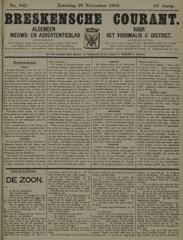 Breskensche Courant 1904-11-26