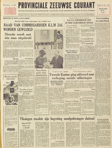 Provinciale Zeeuwse Courant 1963-12-14