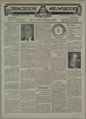 Zierikzeesche Nieuwsbode 1936-07-20