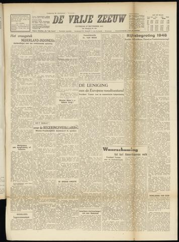 de Vrije Zeeuw 1947-09-27