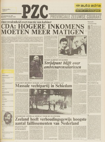 Provinciale Zeeuwse Courant 1978-10-11