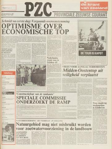 Provinciale Zeeuwse Courant 1978-07-17