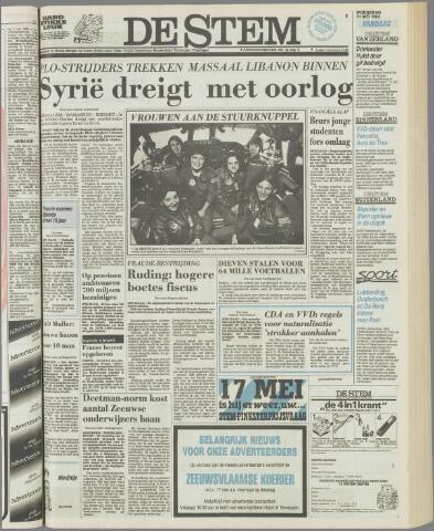 de Stem 1983-05-11