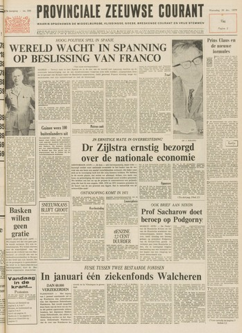 Provinciale Zeeuwse Courant 1970-12-30
