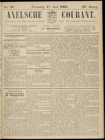Axelsche Courant 1903-06-17