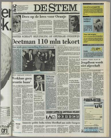 de Stem 1987-11-20
