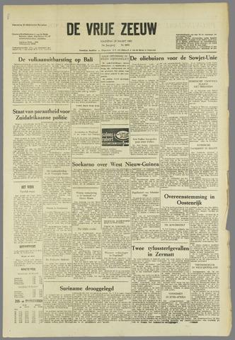de Vrije Zeeuw 1963-03-25