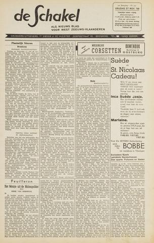 De Schakel 1959-11-27